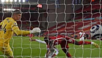 فيديو | مشاهدة اهداف مباراة ليفربول وساوثامبتون فى الدوري الانجليزي (صور:AFP)