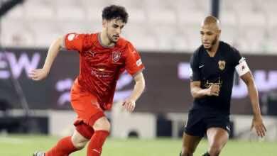 فيديو | مشاهدة اهداف مباراة الدحيل والريان فى كأس أمير قطر (صور:twiiter)