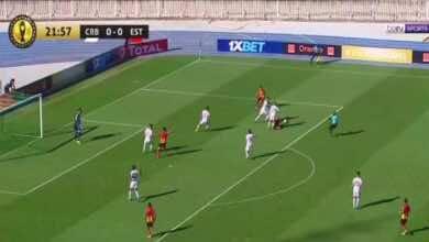 دوري ابطال افريقيا | مشاهدة فيديو اهداف مباراة شباب بلوزداد والترجي (صور:twitter)
