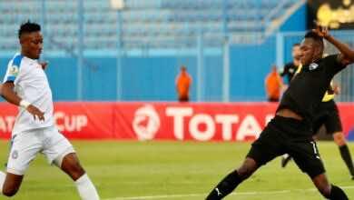 كأس الكونفدرالية الافريقية   مشاهدة فيديو اهداف مباراة بيراميدز وانيمبا (صور:twitter)