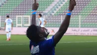 الدوري المغربي | مشاهدة فيديو اهداف مباراة الرجاء ومولودية وجدة (صور:twitter)