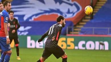 موعد مباراة ليفربول الاخيرة في الدوري الانجليزي والقنوات الناقلة (صور:AFP)