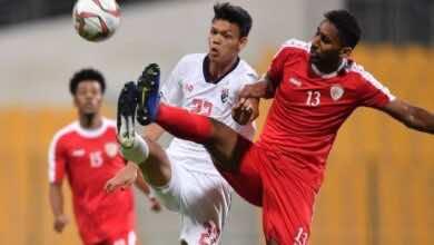 فيديو   مشاهدة اهداف مباراة عمان وتايلاند الودية (صور:Google)