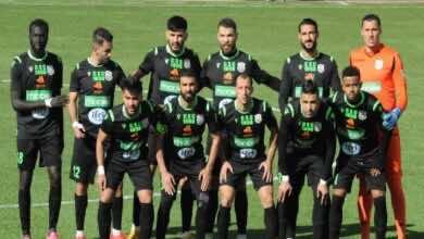 نتيجة مباراة مولودية الجزائر وشباب قسنطينة فى الدوري الجزائري