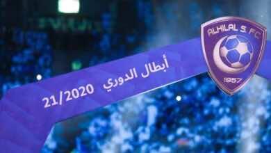تحديث | سجل وعدد بطولات الهلال بعد التتويج بلقب الدوري السعودي 2020-21 (صور:twitter)