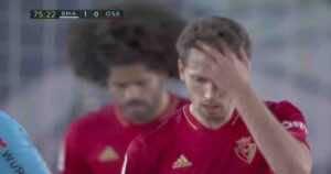 حسرة لاعبي اوساسونا امام ريال مدريد