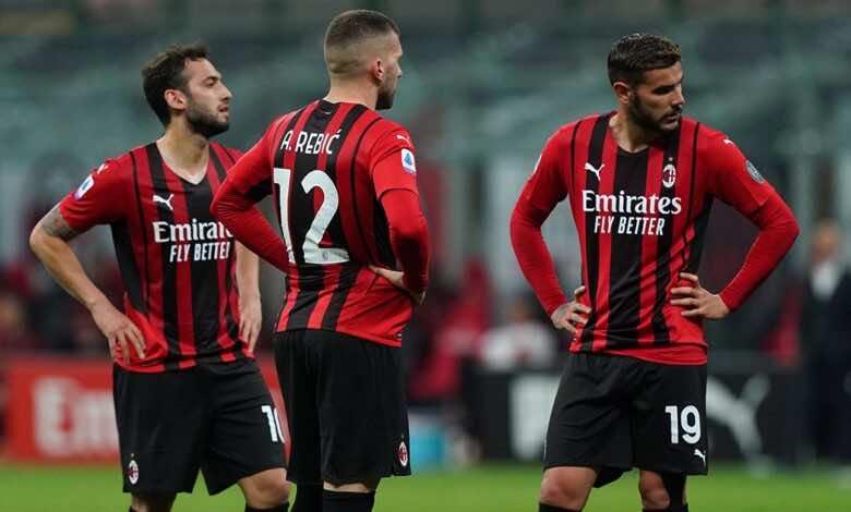 الدوري الايطالي   نتيجة مباراة ميلان وكالياري «حلم الروسونيري في خطر»
