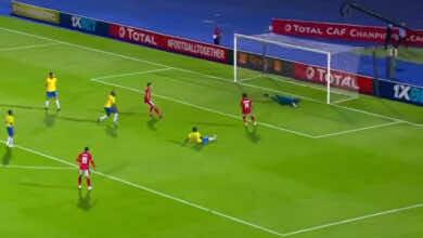 دوري ابطال افريقيا | مشاهدة فيديو اهداف مباراة الاهلي وصن داونز