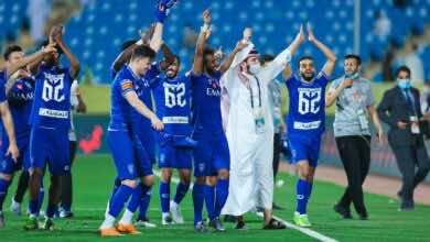 الدوري السعودي | الهلال يعانق اللقب الـ17 بعد فوزه الصعب على التعاون