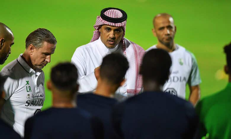 إدارة الاهلي السعودي تحسم منصب مدير الكرة