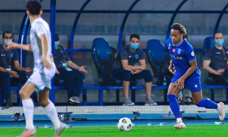 نتيجة مباراة الهلال والباطن في الدوري السعودي «الزعيم يرفض الهدية»