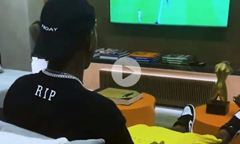 فيديو | النصر يسخر من الهلال بعد التعاقد مع تاليسكا!