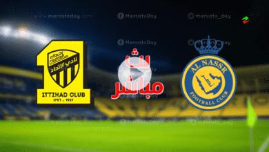 مشاهدة مباراة النصر والاتحاد في بث مباشر بـ الدوري السعودي «الجولة 30»