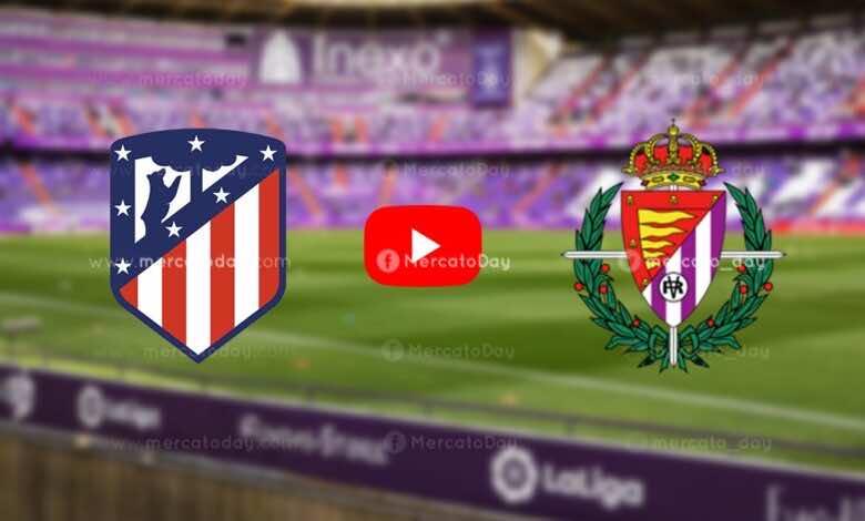 """بث مباشر   مشاهدة مباراة اتلتيكو مدريد وبلد الوليد في الليجا """"رابط يلا شوت"""""""