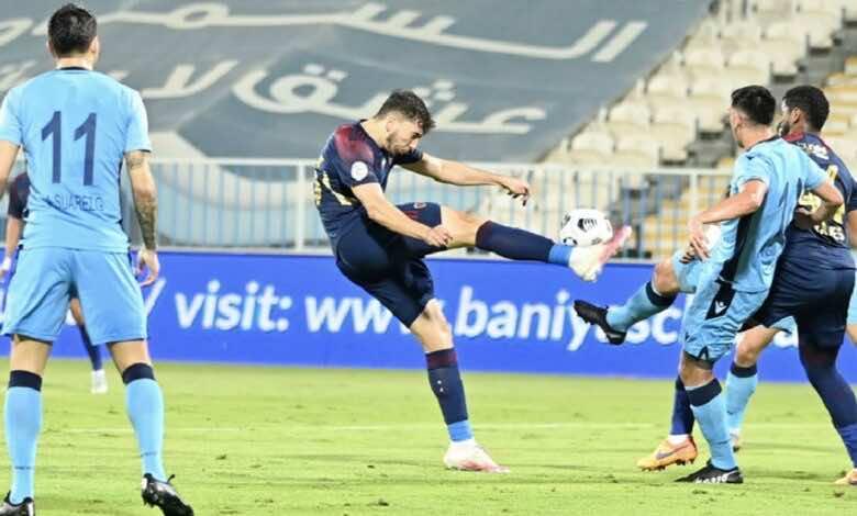 فيديو | شاهد اهداف مباراة بني ياس والوحدة في الدوري الاماراتي