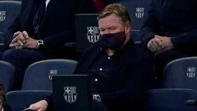عاجل | تشكيلة برشلونة الاساسية امام فالنسيا في الدوري الاسباني