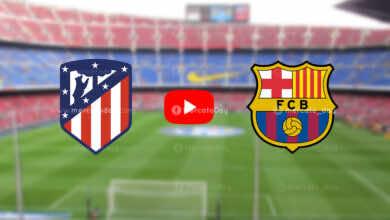 بث مباشر | مشاهدة مباراة برشلونة وأتلتيكو مدريد في الدوري الإسباني «يلا شوت»