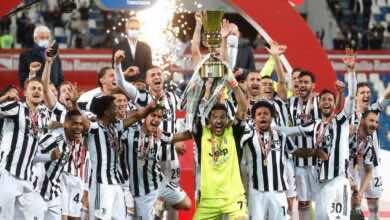 سجل الابطال | كم عدد بطولات يوفنتوس في كأس ايطاليا؟