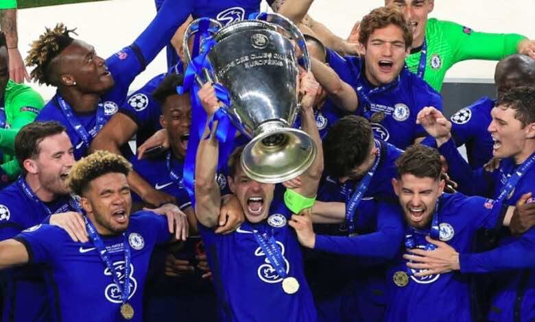 تحديث | سجل وعدد بطولات تشيلسي بعد التتويج بلقب دوري ابطال اوروبا 2021