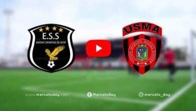 بث مباشر | مشاهدة مباراة وفاق سطيف واتحاد العاصمة في البطولة الجزائرية