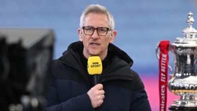 رسميًا | غاري لينيكر يرحل عن قناة BT Sport بعد نهائي دوري أبطال أوروبا لسبب غريب!