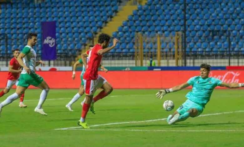 بث مباشر   مشاهدة مباراة الاهلي والاتحاد السكندري في الدوري المصري