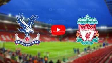 مشاهدة مباراة ليفربول وكريستال بالاس في الدوري الانجليزي بث مباشر يلا شوت