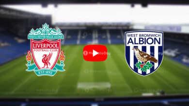 بث مباشر | شاهد ليفربول ووست بروميتش ألبيون في الدوري الإنجليزي «يلا شوت»