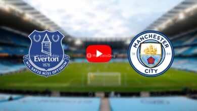 مشاهدة مباراة مانشستر سيتي وايفرتون في الدوري الانجليزي بث مباشر يلا شوت