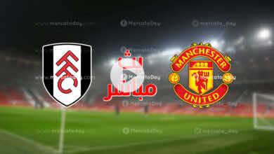 بث مباشر | مشاهدة مباراة مانشستر يونايتد وفولهام في الدوري الانجليزي «الجولة 37»