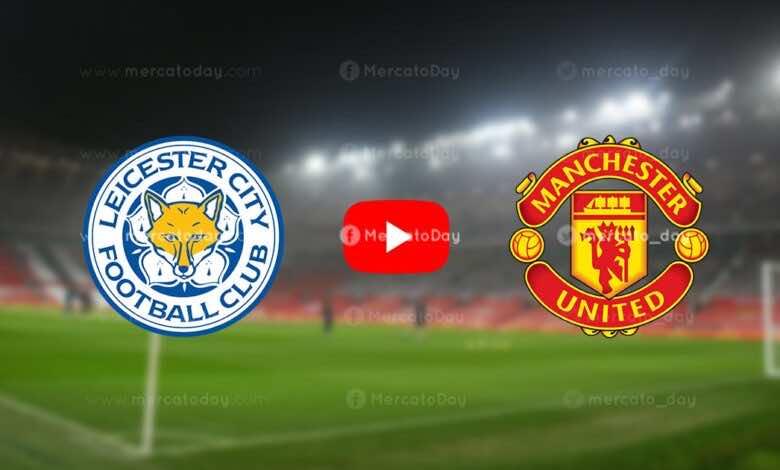 بث مباشر   شاهد مانشستر يونايتد وليستر سيتي في الدوري الإنجليزي «يلا شوت»