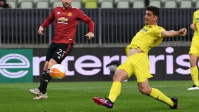 فيديو | شاهد هدف تقدم فياريال الأول على مانشستر يونايتد في نهائي الدوري الأوروبي