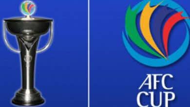 قبل مباريات الجولة الثالثة..جدول ترتيب مجموعات كأس الاتحاد الآسيوي 2021