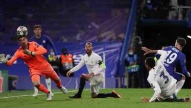 ماسون مونت: لعبنا بلاعب إضافي أمام ريال مدريد