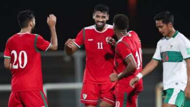 منتخب عُمان يُكشر عن أنيابه بثلاثية في اندونيسيا بتحضيرات تصفيات كأس العالم 2022