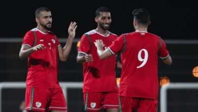 """شاهد فيديو اهداف مباراة عمان واندونيسيا..""""الهاجري البديل المناسب في الوقت المناسب"""""""