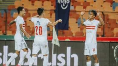 ترتيب الدوري المصري بعد نتائج مباريات اليوم وفوز الزمالك القاتل على الجيش - صور تويتر