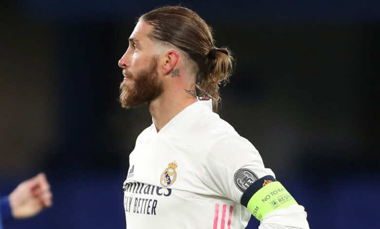 الميركاتو الصيفي 2021   بوكيتينو يلمح إلى اقتراب باريس سان جيرمان من ضم قائد ريال مدريد