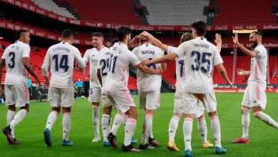 نتيجة مباراة ريال مدريد وأتلتيك بيلباو في الدوري الاسباني «انتصار ملكي يؤجل الحسم»