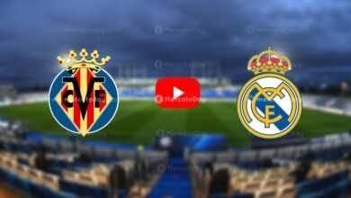 بث مباشر | مشاهدة مباراة ريال مدريد وفياريال في الدوري الإسباني (الجولة 38)