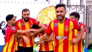 الدوري التونسي | نتيجة مباراة الترجي والملعب التونسي «المكشخ يحسم اللقب»