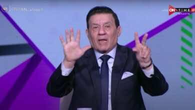 مدحت شلبي يواصل التعليق على القمة المصرية بين الاهلي والزمالك