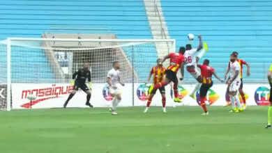 فيديو | شاهد اهداف مباراة الترجي والنجم في كأس تونس «رأسية مبي تؤهل ليتوال»