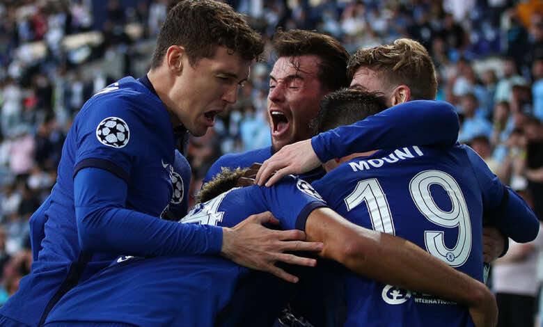 شاهد فيديو اهداف مباراة تشيلسي ومانشستر سيتي في نهائي دوري أبطال أوروبا 2021