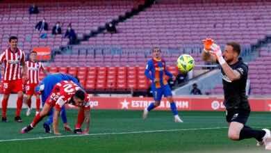فيديو | شاهد ملخص مباراة برشلونة واتلتيكو مدريد في الدوري الاسباني «الحظ يعاند الفريقين»
