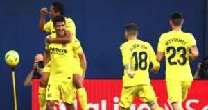 """الدوري الاسباني   نتيجة مباراة فياريال وإشبيلية """"رباعية نارية تُهدد مانشستر يونايتد"""""""