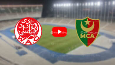 بث مباشر | شاهد مباراة الوداد ومولودية الجزائر في دوري أبطال أفريقيا «يلا شوت»