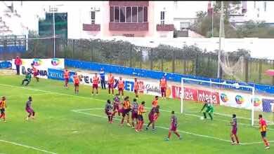 الدوري التونسي | شاهد فيديو اهداف الترجي والملعب التونسي «رأسية بدران تحسم اللقب»