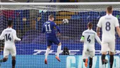 دوري ابطال اوروبا | نتيجة مباراة تشيلسي وريال مدريد في إياب نصف النهائي «ثنائية مع الرأفة»