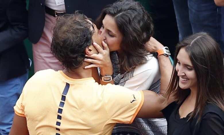 رافا نادال يعلن زواجه الرسمي بعد صداقة امتدت لـ 16 عامًا